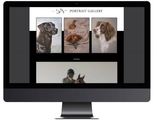 Sarah Bowman Animal Portraits