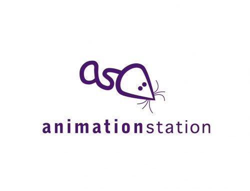 Animation Station Logo